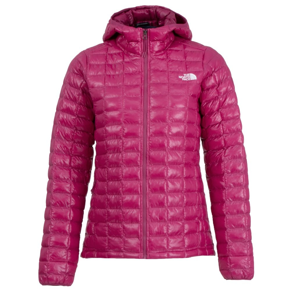 The North Face Thermoball Eco Hoodie (Women's) - Wild Aster Purple