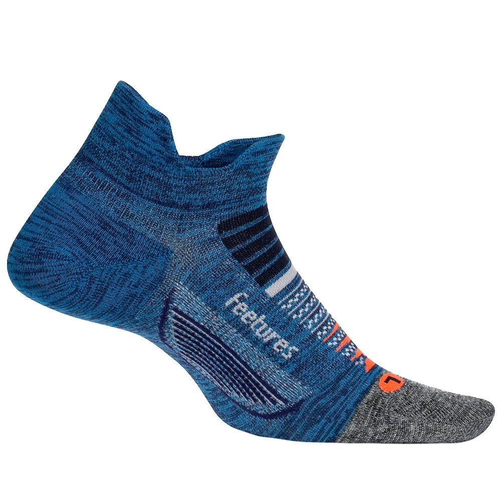 Feetures Elite Ultra Light No Show Running Sock (Men's) - Nebula Navy