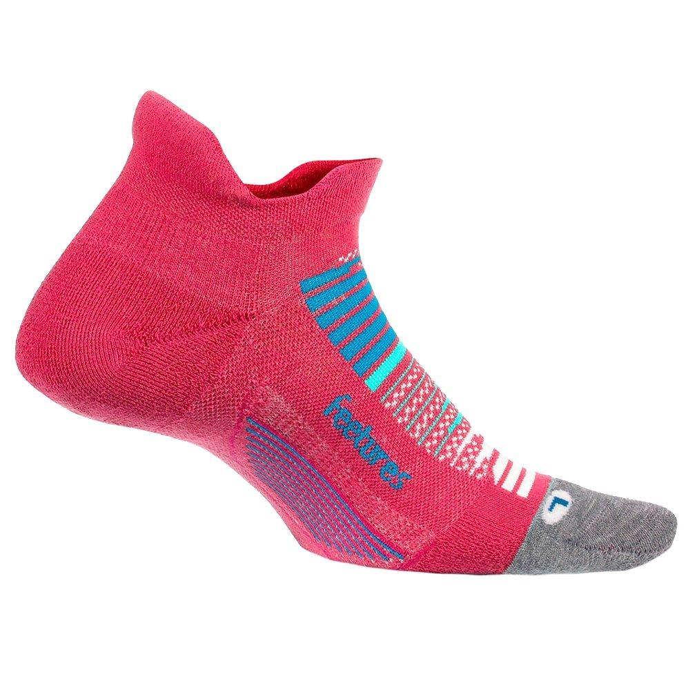 Feetures Elite Max Cushion Running Sock (Men's) - Quasar Pink