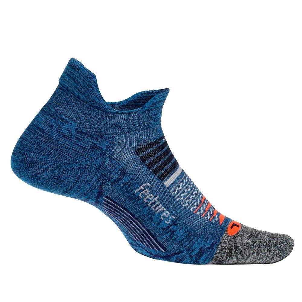 Feetures Elite Light Cushion Running Sock (Men's) - Nebula Navy