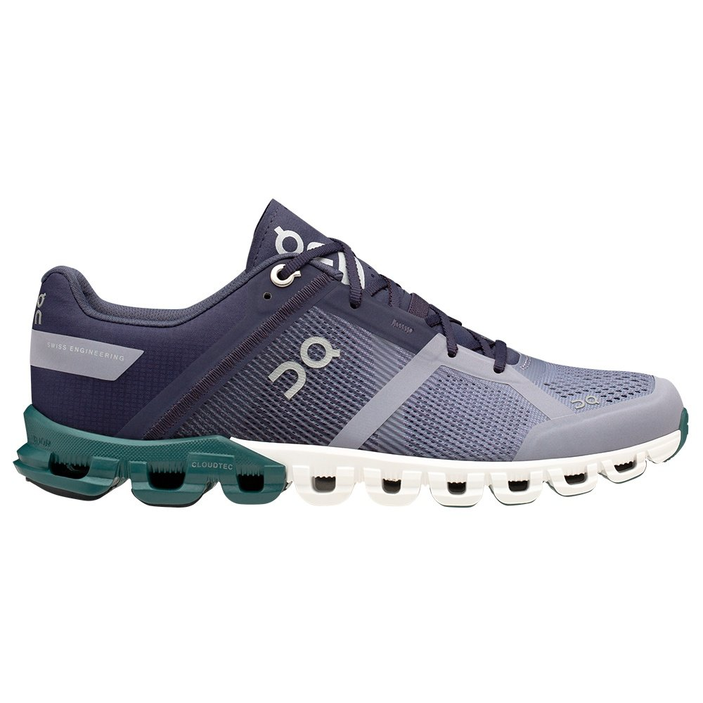 On Cloudflow Running Shoe (Women's) - Violet/Tide