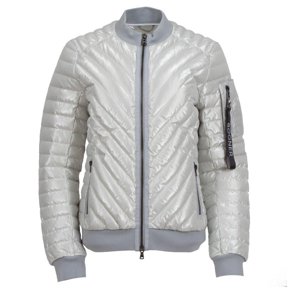 Bogner Acazia-D Down Insulator Jacket (Women's) - Silver