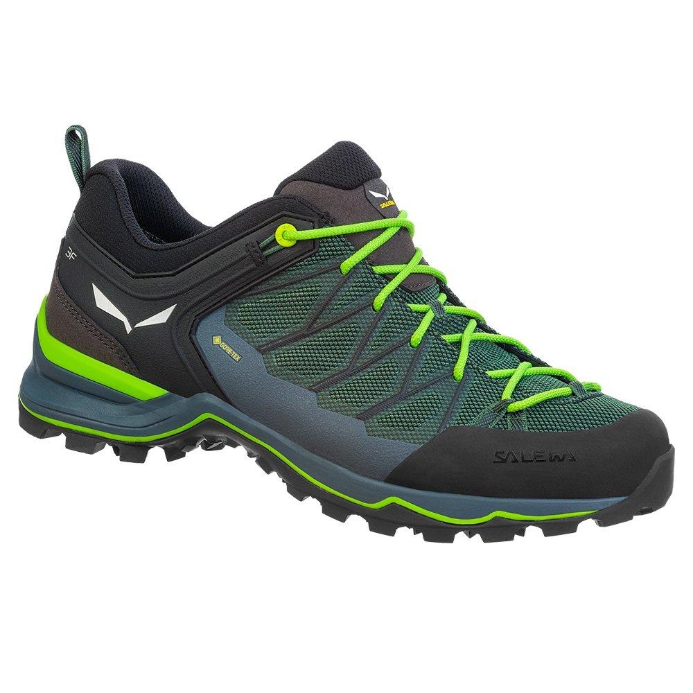 Salewa Mtn Trainer Lite GORE-TEX Hiking Shoe (Men's) - Myrtle/Ombre Blue