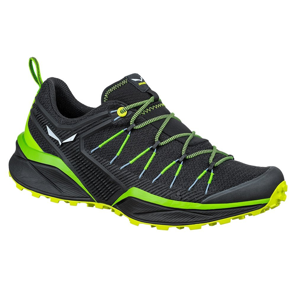 Salewa Dropline Hiking Shoe (Men's) - Fluo Green/Fluo Yellow