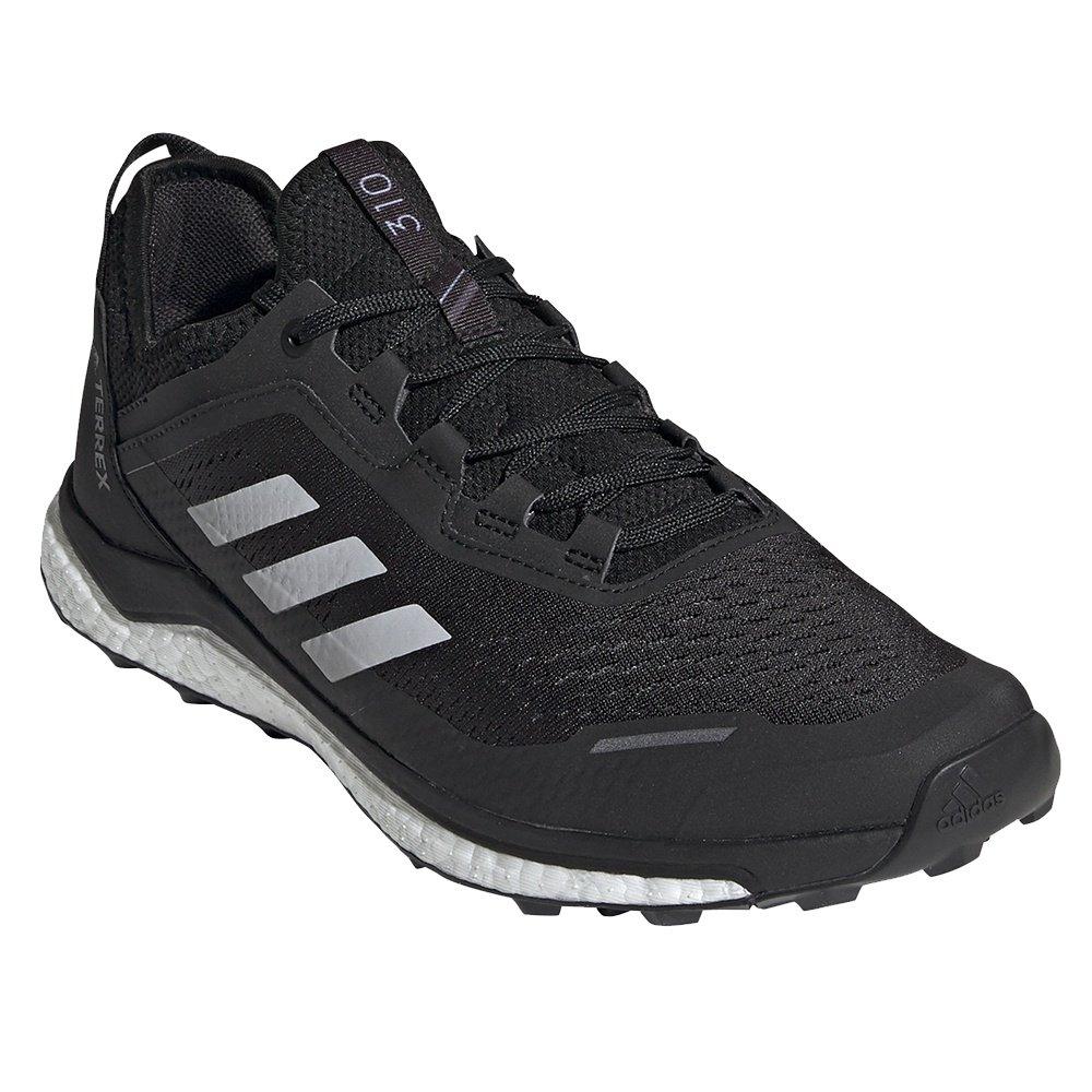 Adidas Terrex Agravic Flow Trail Running Shoe (Men's) - Black/Grey
