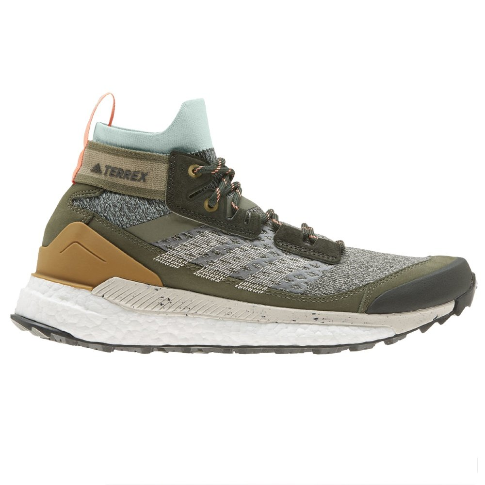 Adidas Terrex Free Hiker Bluesign Hiking Boot (Women's) - Feather Grey