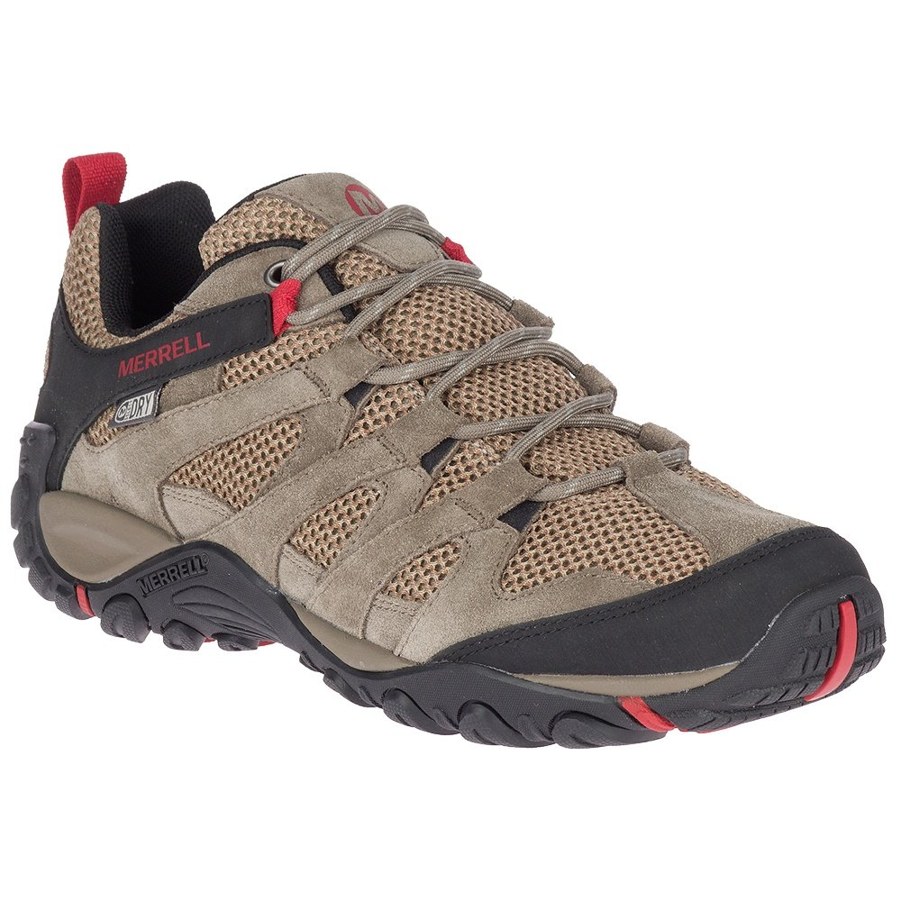 Merrell Alverstone Waterproof Hiking Shoe (Men's) - Boulder