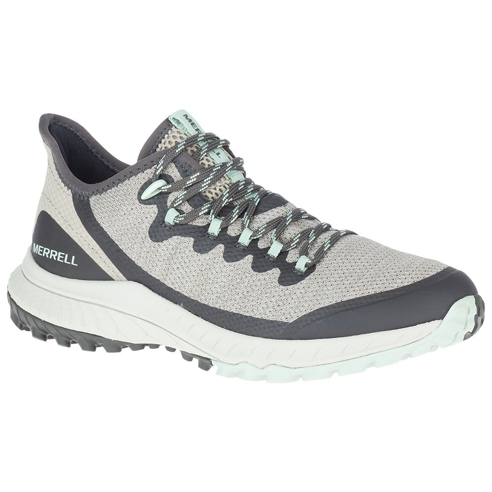 Merrell Bravada Hiking Shoe (Women's) - Aluminum