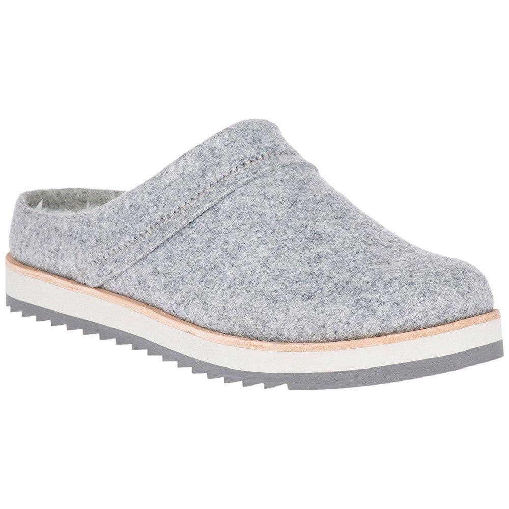 Merrell Juno Clog Wool Shoe (Women's) - Charcoal/Gray