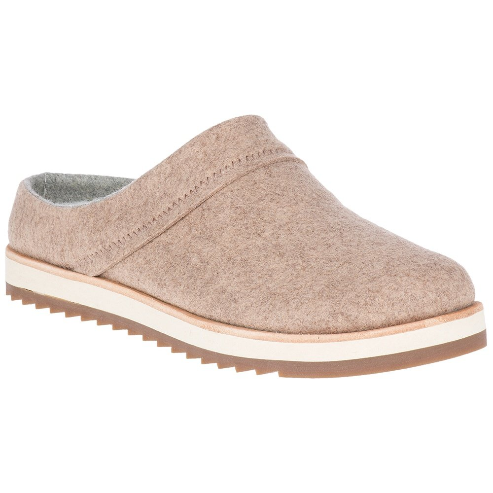 Merrell Juno Clog Wool Shoe (Women's) - Moon