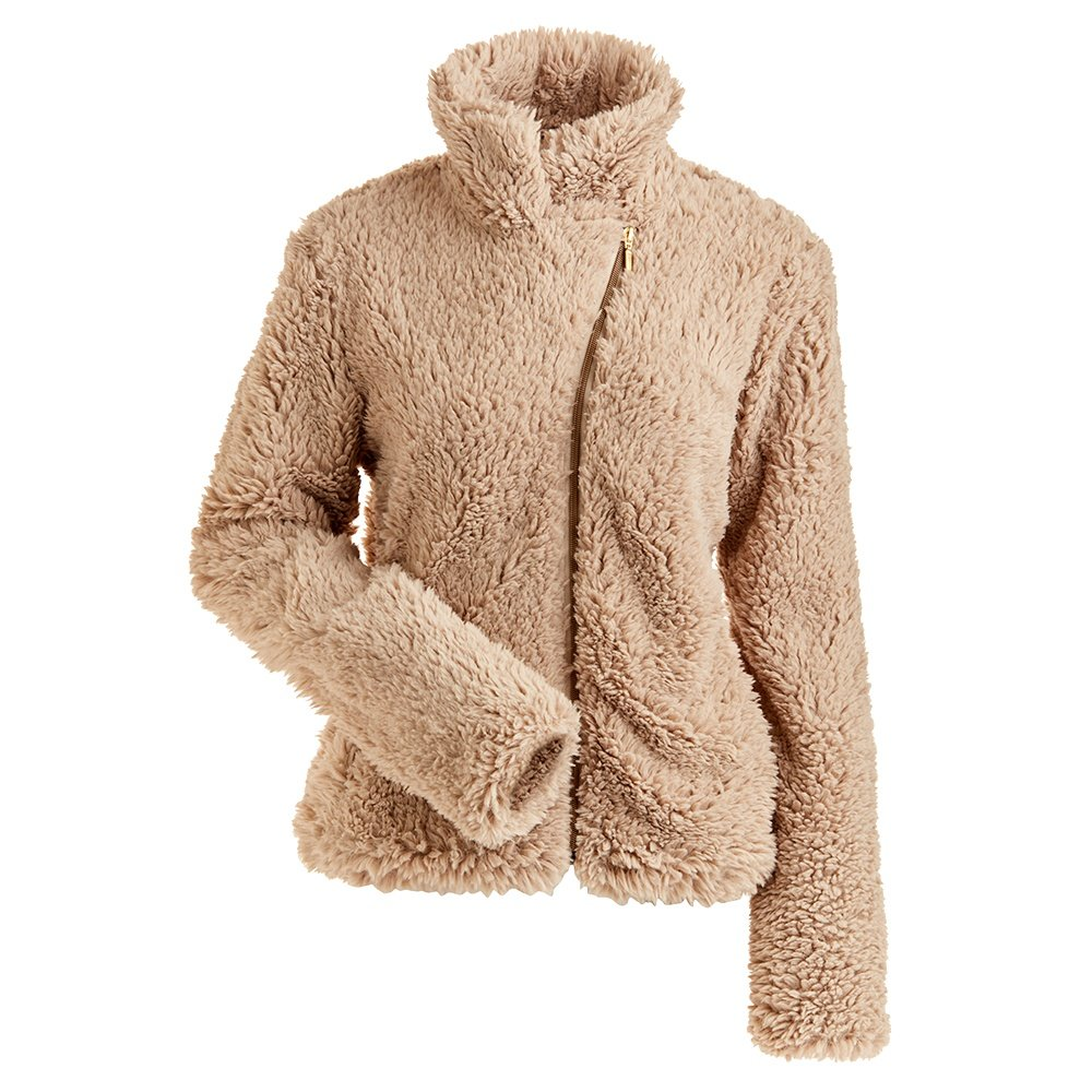 Nils Lisie Short Fuzzy Coat (Women's) -