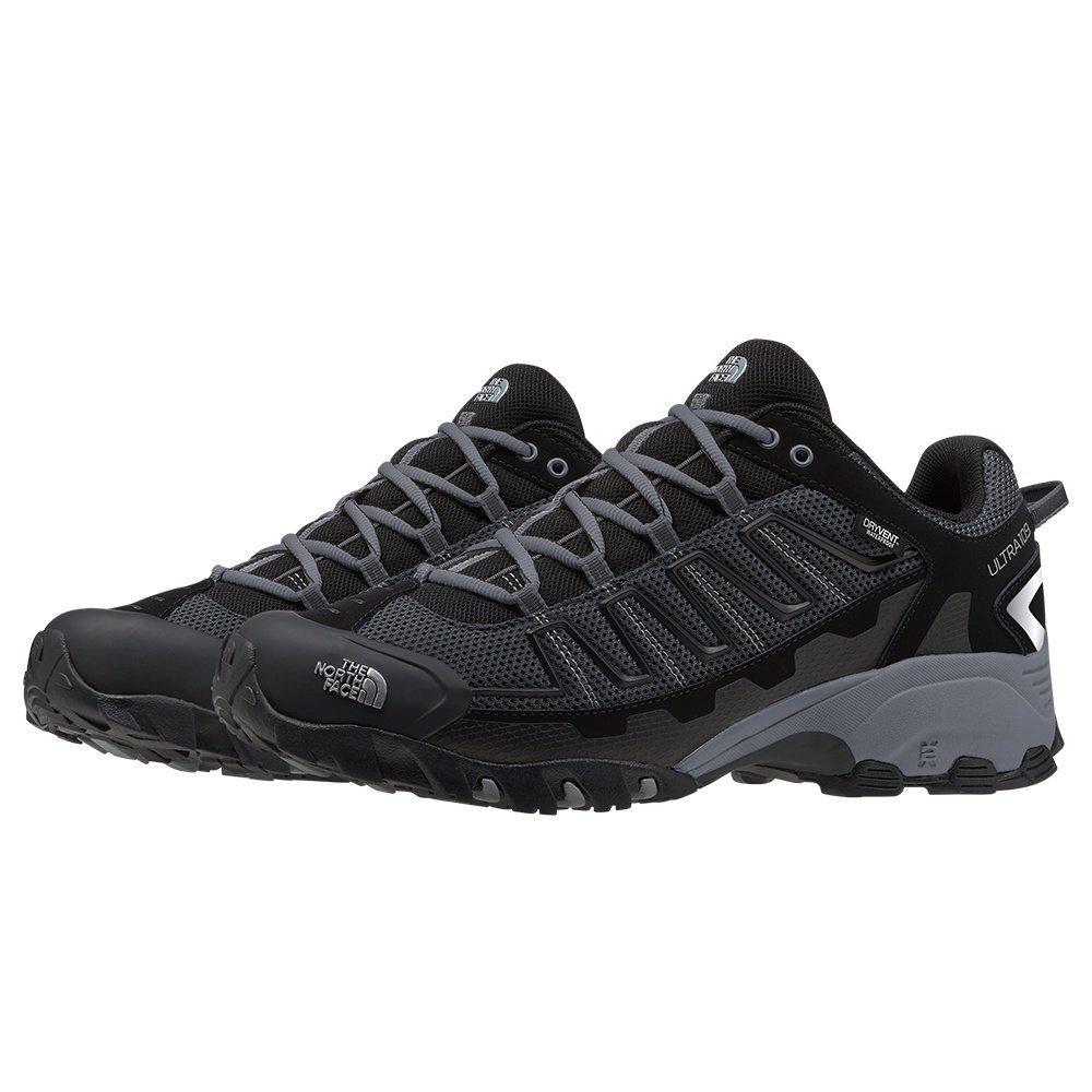 The North Face Ultra 109 Waterproof Shoe (Men's) - TNF Black/Dark Shadow Grey