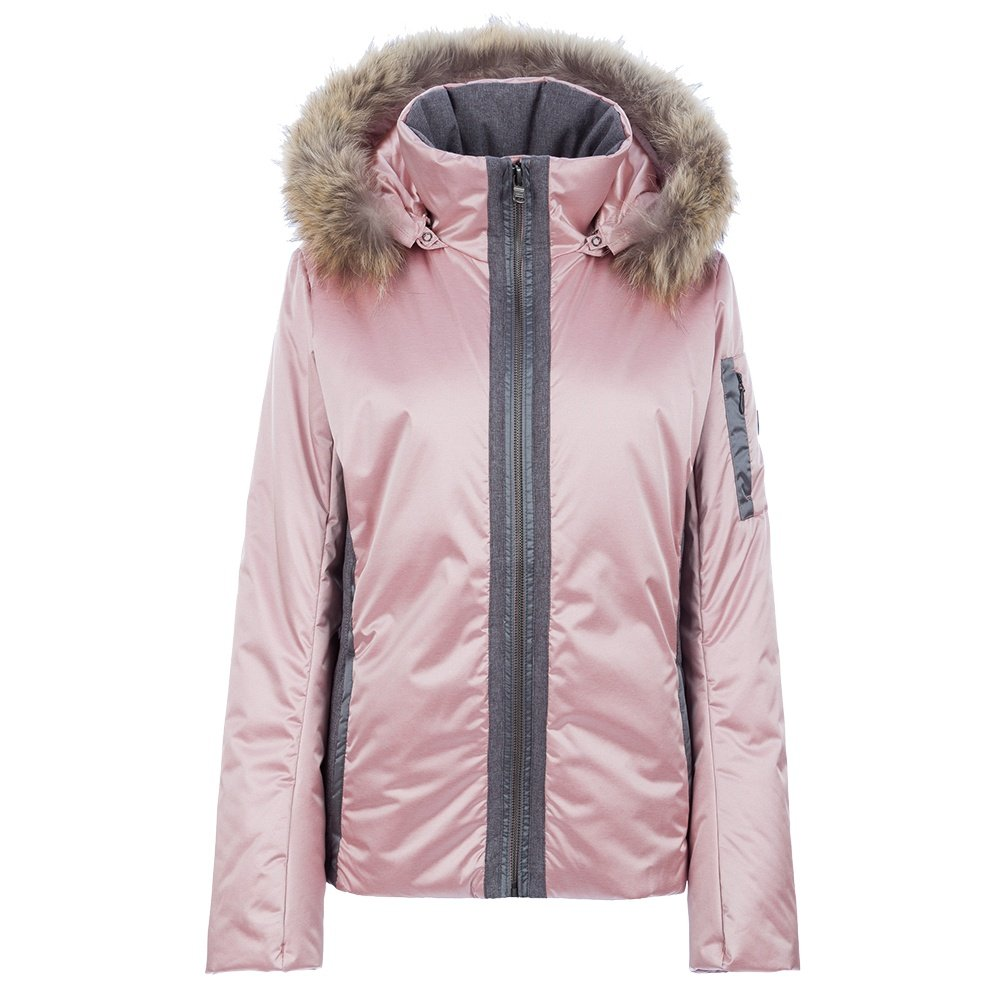 Fera Danielle II Special Insulated Ski Jacket with Real Fur (Women's) -