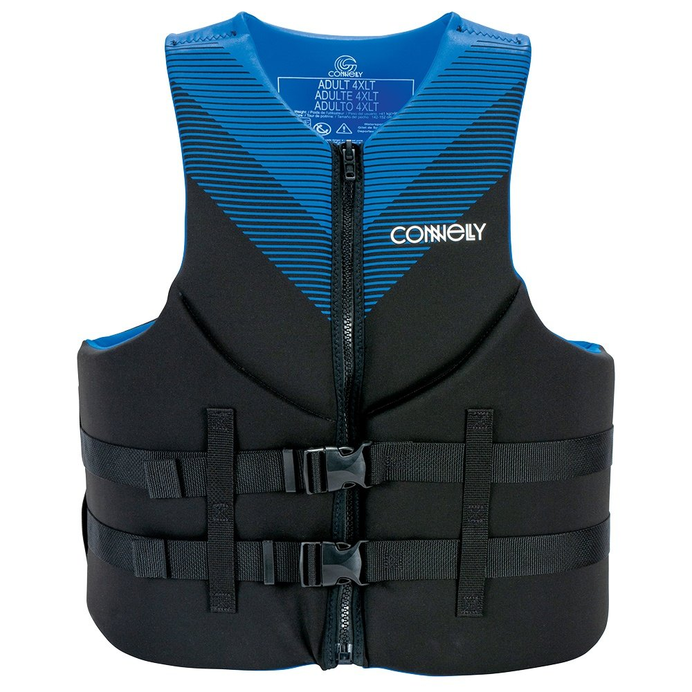 Connelly Promo Big and Tall Life Vest (Men's) - Blue
