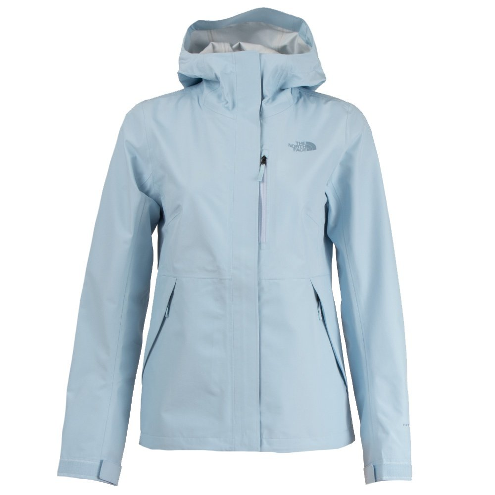 The North Face Dryzzle FUTURELIGHT Rain Jacket (Women's) - Angel Falls Blue