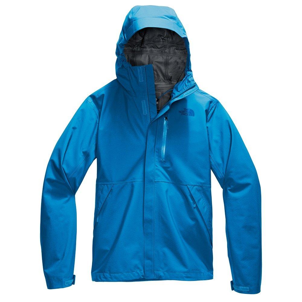 The North Face Dryzzle FUTURELIGHT Rain Jacket (Men's) - Clear Lake Blue