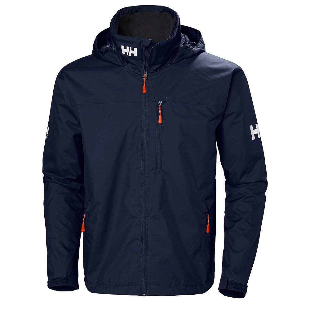 Helly Hansen Crew Hooded Rain Jacket (Men's) -