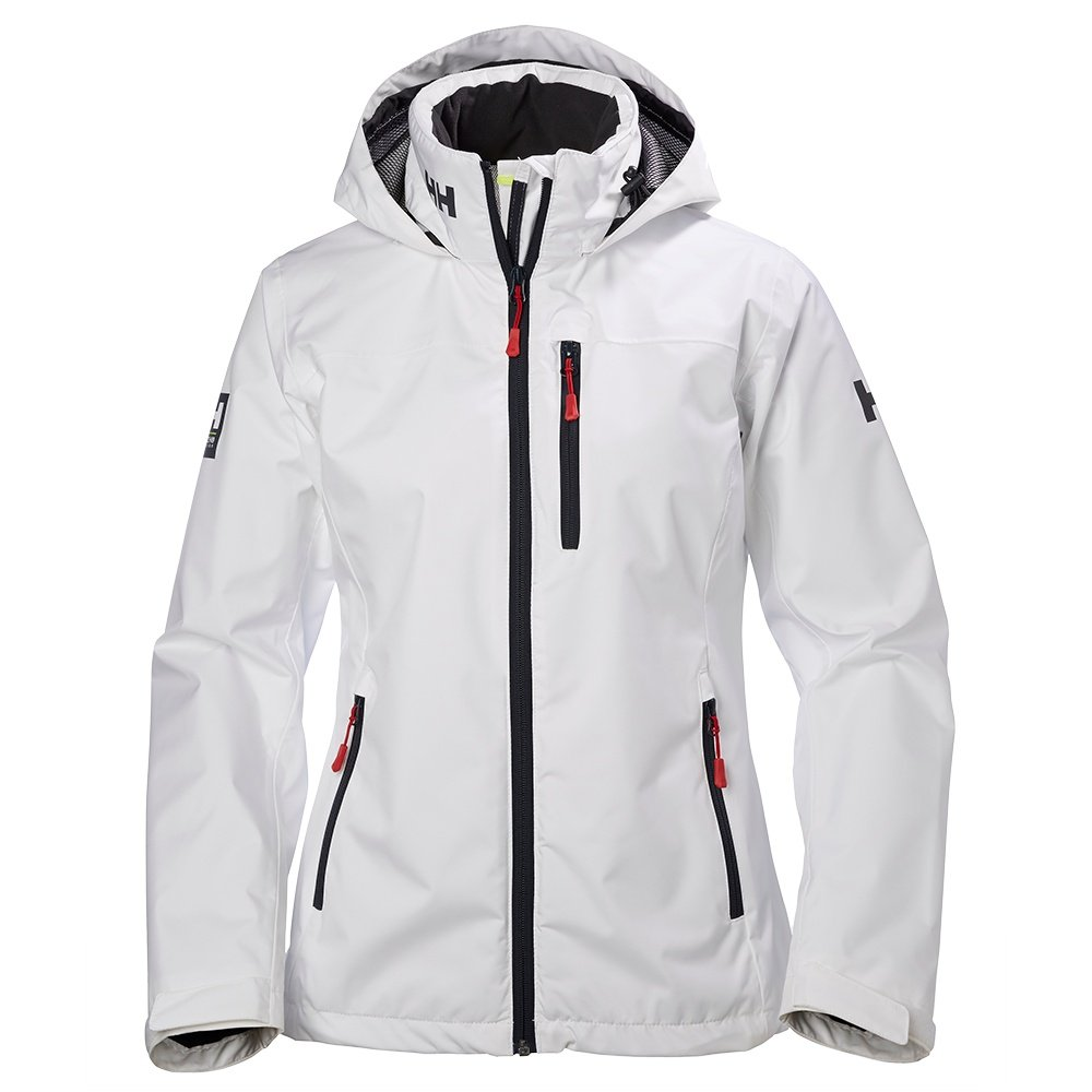 Helly Hansen Crew Hooded Rain Jacket (Women's) -