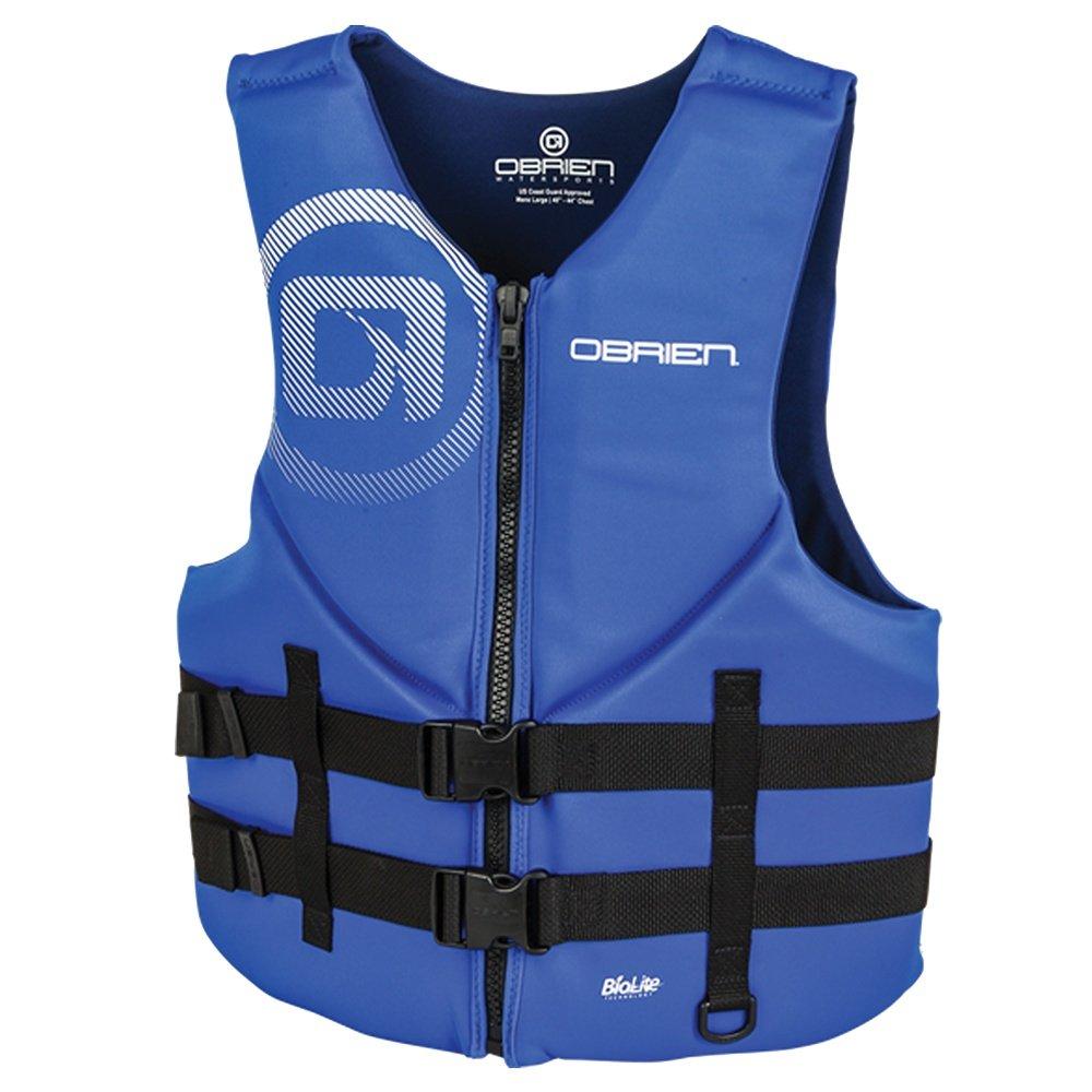 O'Brien Traditional Life Vest (Men's) - Blue