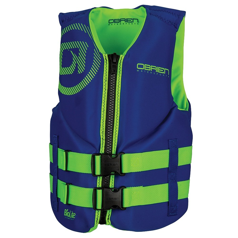 O'Brien BioLite Junior Life Vest (Boy's) -