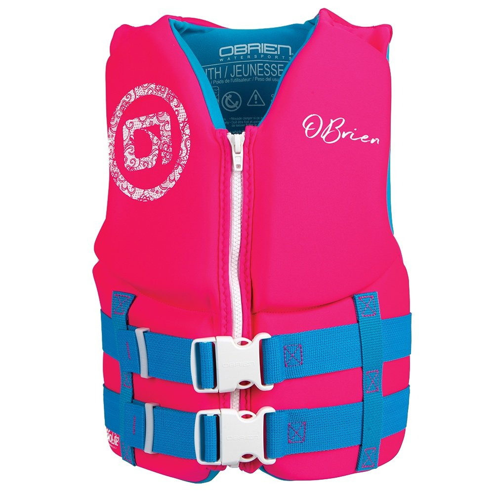 O'Brien Traditional Life Vest (Girls') -