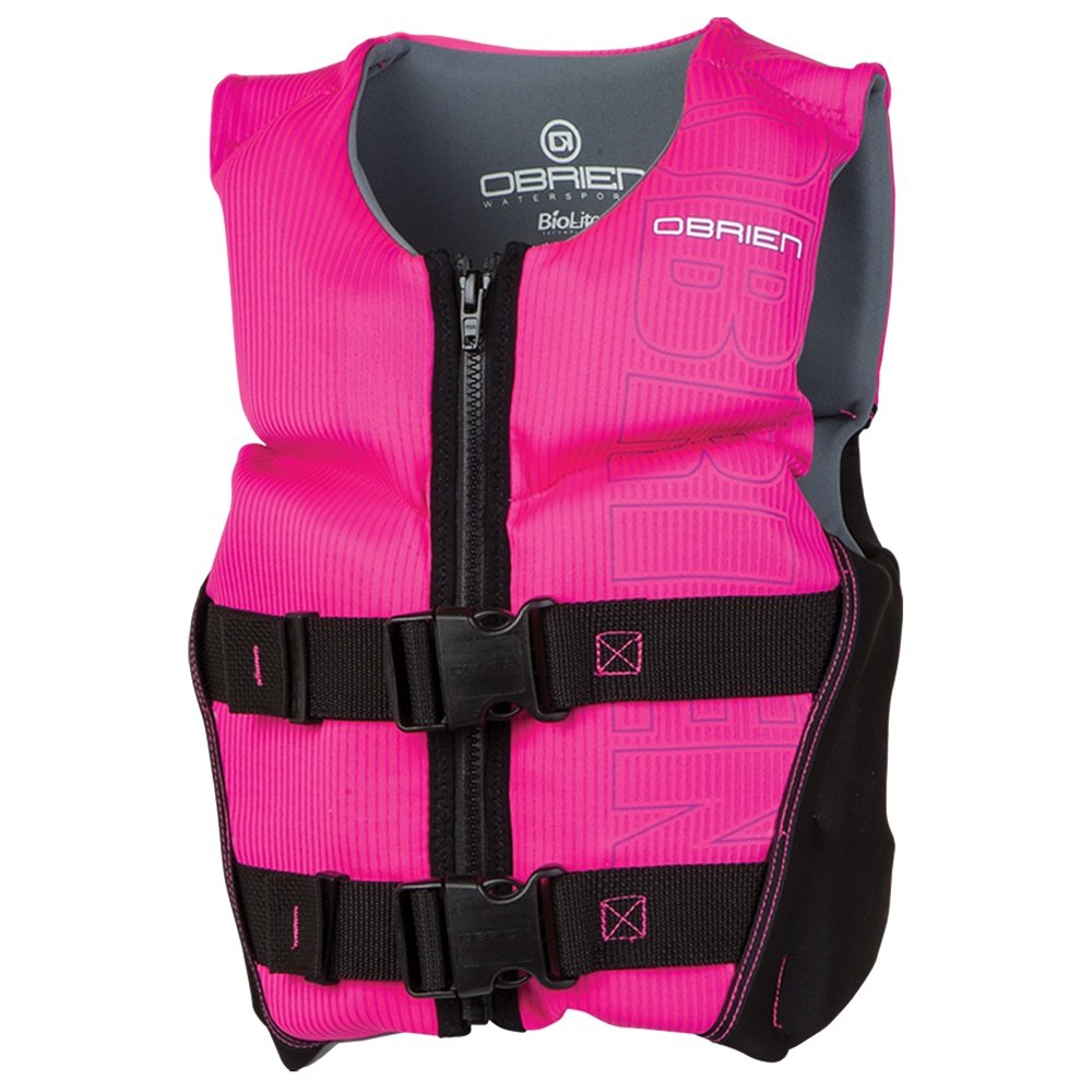 O'Brien Flex V-Back Life Vest (Little Girls') -