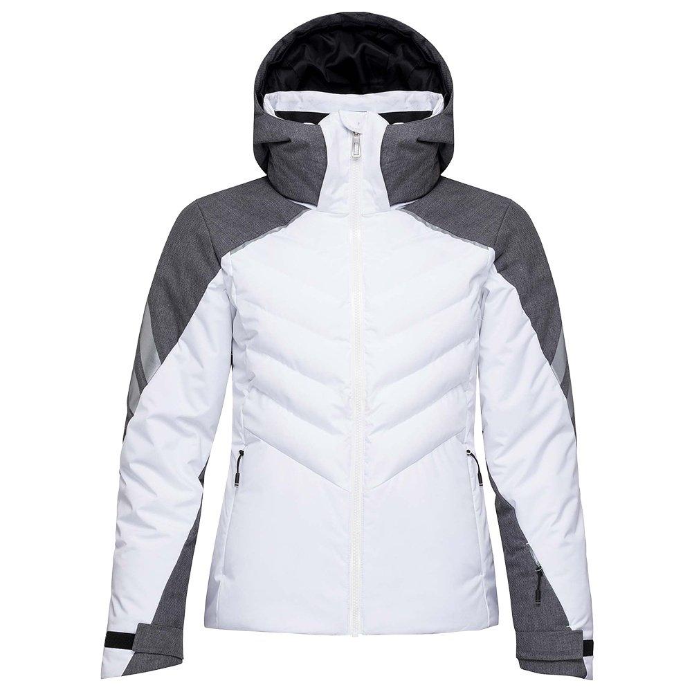 Rossignol Courbe Heather Insulated Ski Jacket (Women's) - Heather Gray
