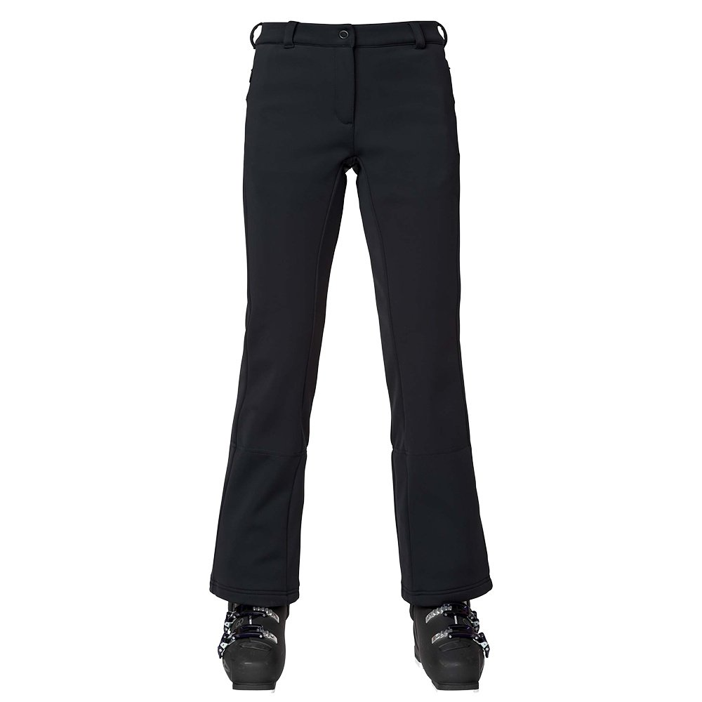 Rossignol Ski Softshell Ski Pant (Women's) - Black
