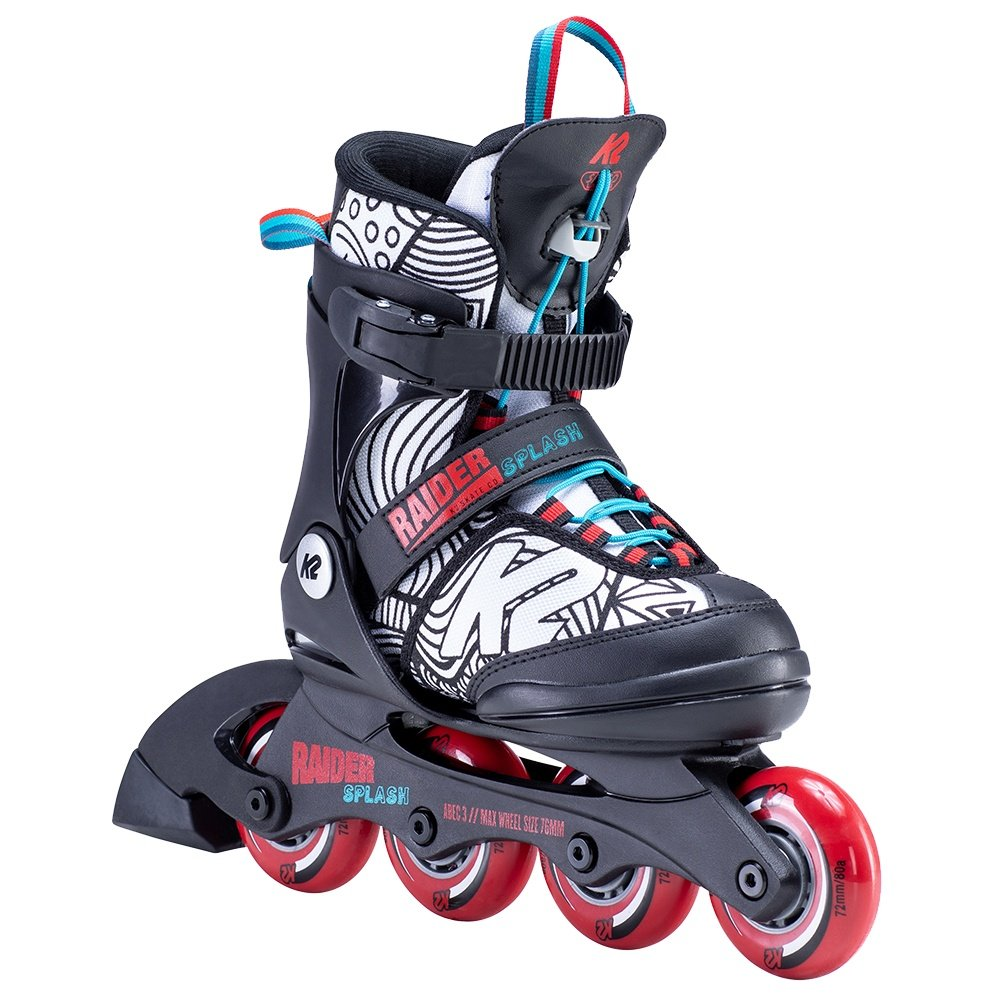 K2 Raider Splash Inline Skate (Boys') - Customize