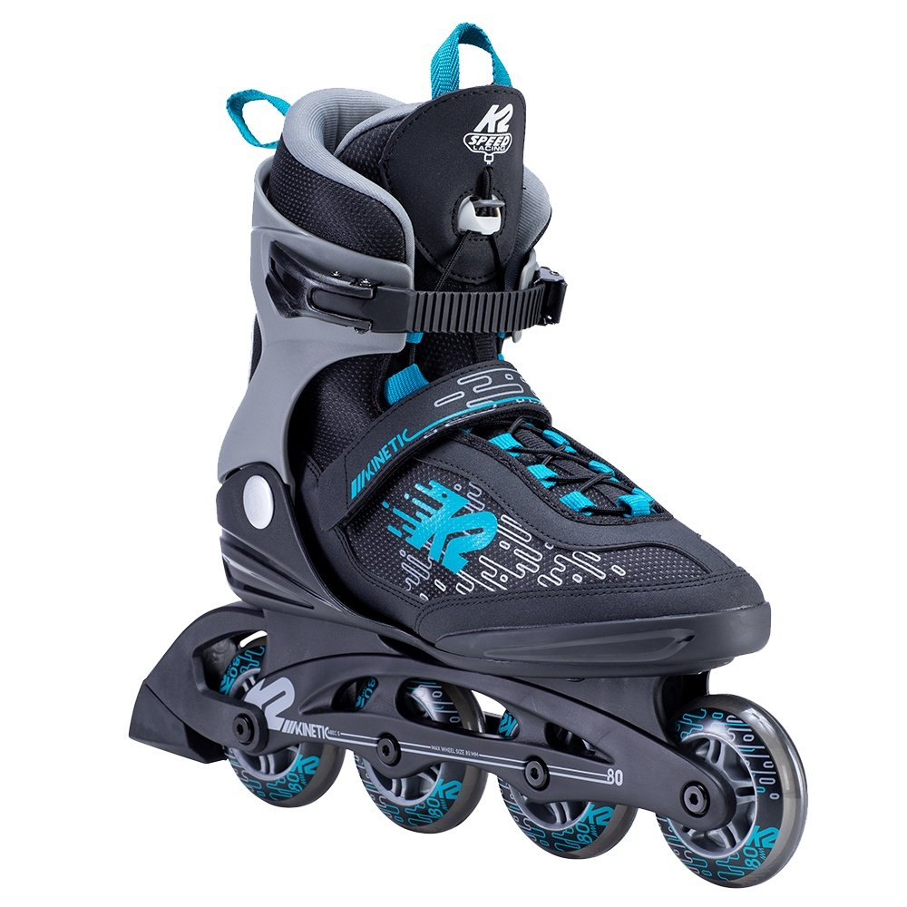 K2 Kinetic 80 Pro Inline Skate (Men's) - Black/Blue