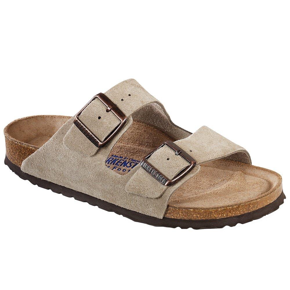 Birkenstock Arizona Soft Footbed Sandal (Adults') - Taupe