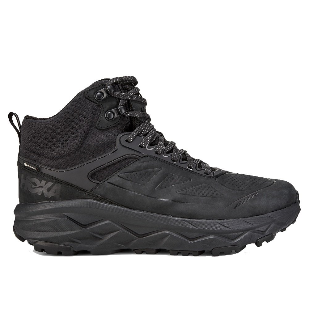 Hoka One One Challenger Mid GORE-TEX Hiking Boot (Men's) - Black