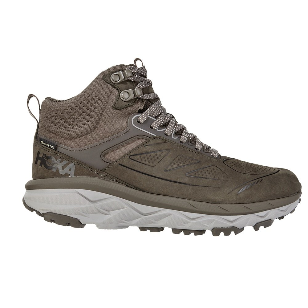 Hoka One One Challenger Mid GORE-TEX Hiking Boot (Women's) - Major Brown/Heather
