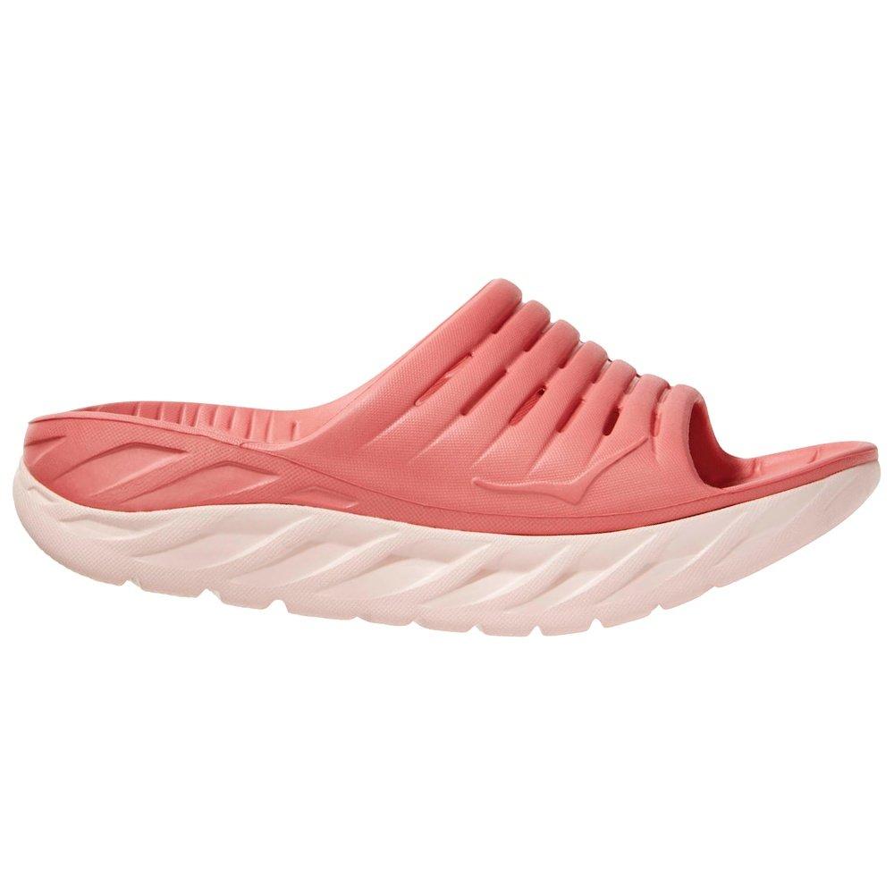 Hoka One One Ora Recovery Slide Sandal (Women's) - Lantana/Pink Salt