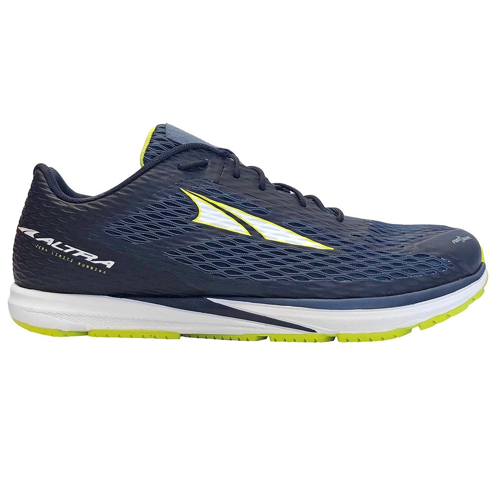 Altra Viho Running Shoe (Men's) - Dark Slate/Lime
