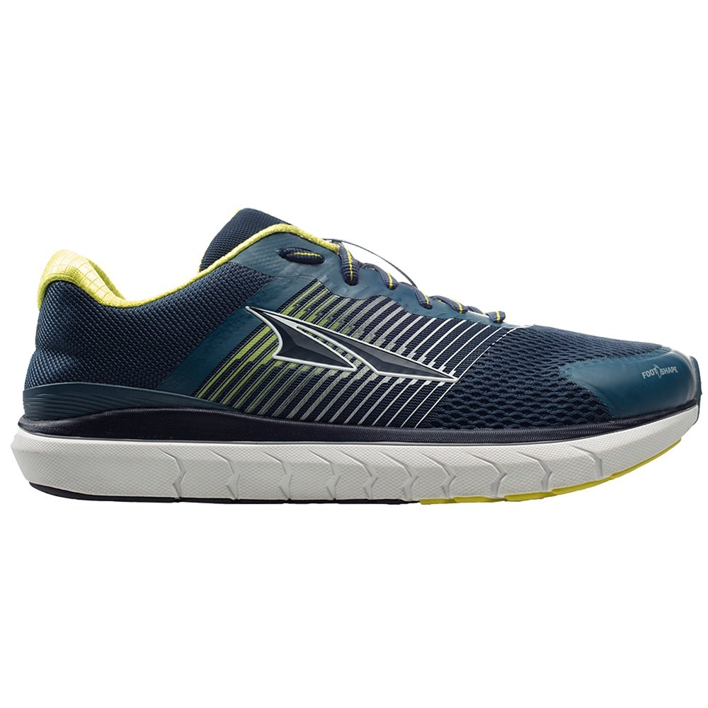 Altra Provision 4 Running Shoe (Men's) - Blue /Lime