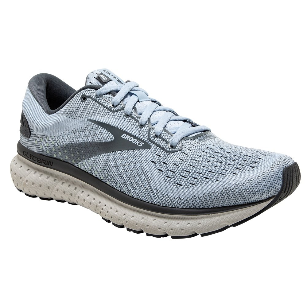Brooks Glycerin 18 Running Shoe (Women's) - Kentucky/Turbulance/Grey