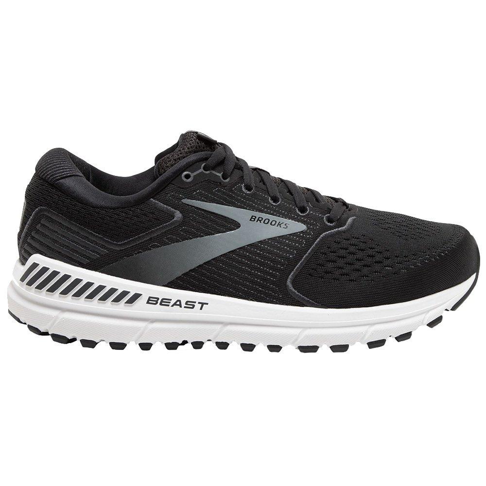 Brooks Beast 20 Running Shoe (Men's) - Black/Ebony/Blue