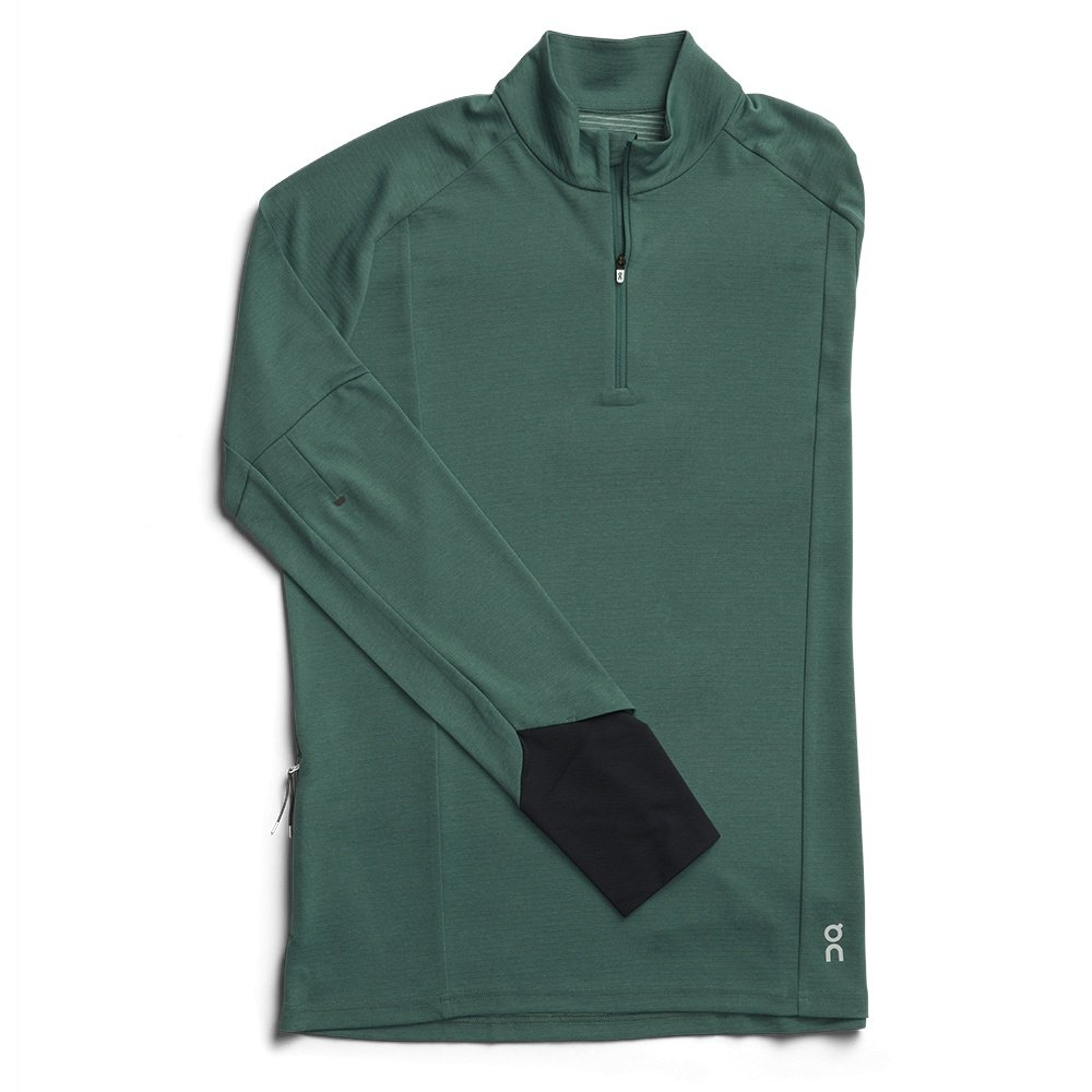 On Weather Running Shirt (Men's) - Olive