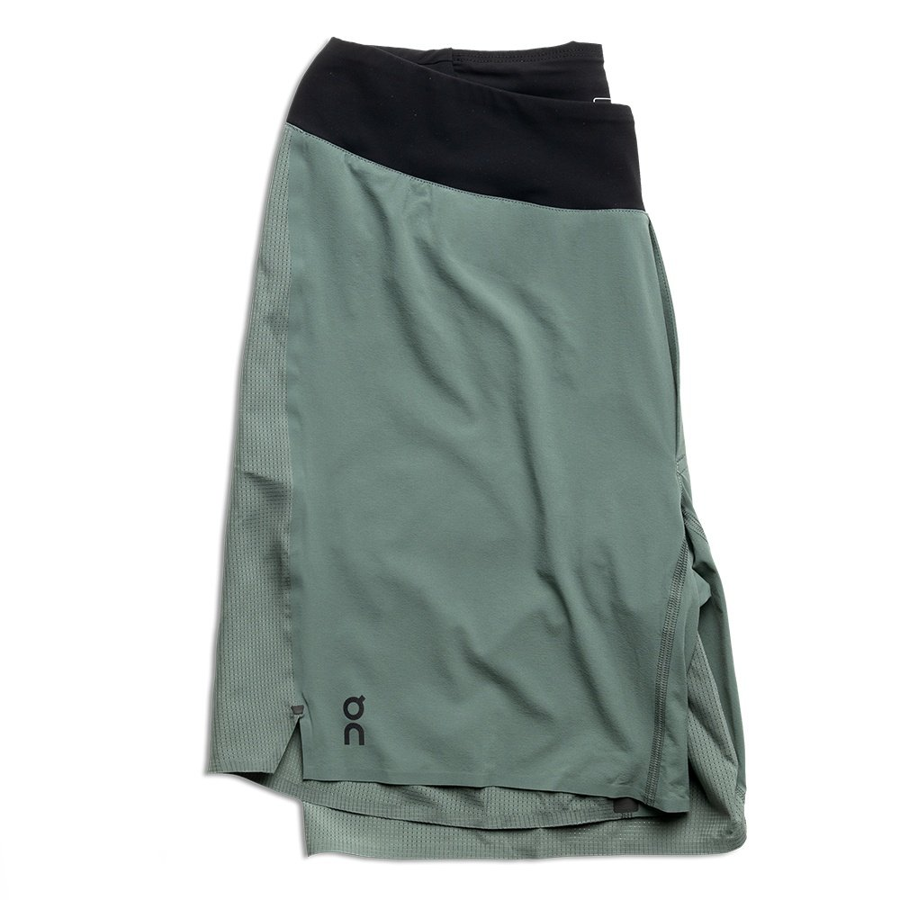 On Lightweight Running Shorts (Men's) - Olive