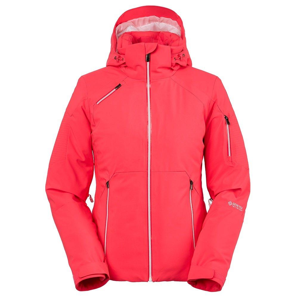Spyder Schatzi GORE-TEX Insulated Ski Jacket (Women's) - Bubble Gum Solid
