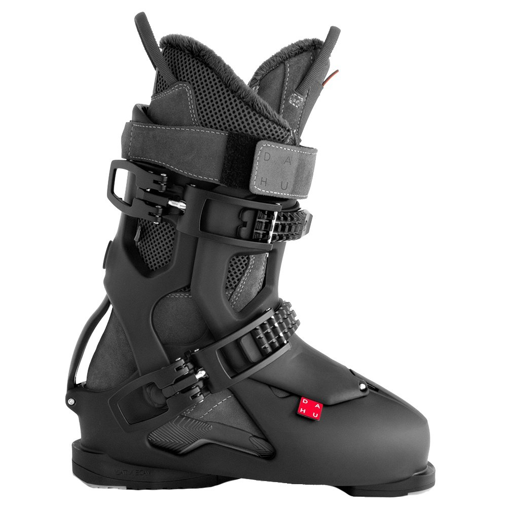 Dahu Ecorce 120 Ski Boot (Men's) - Basalt Black/Soft Grey