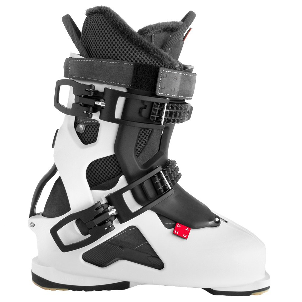 Dahu Ecorce 90 Ski Boot (Women's) - Quartz White/Soft Gray