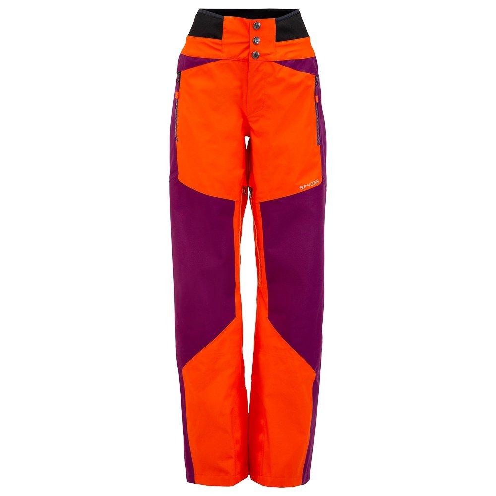 Spyder Turret GORE-TEX Shell Ski Pant (Women's) - Sizzle