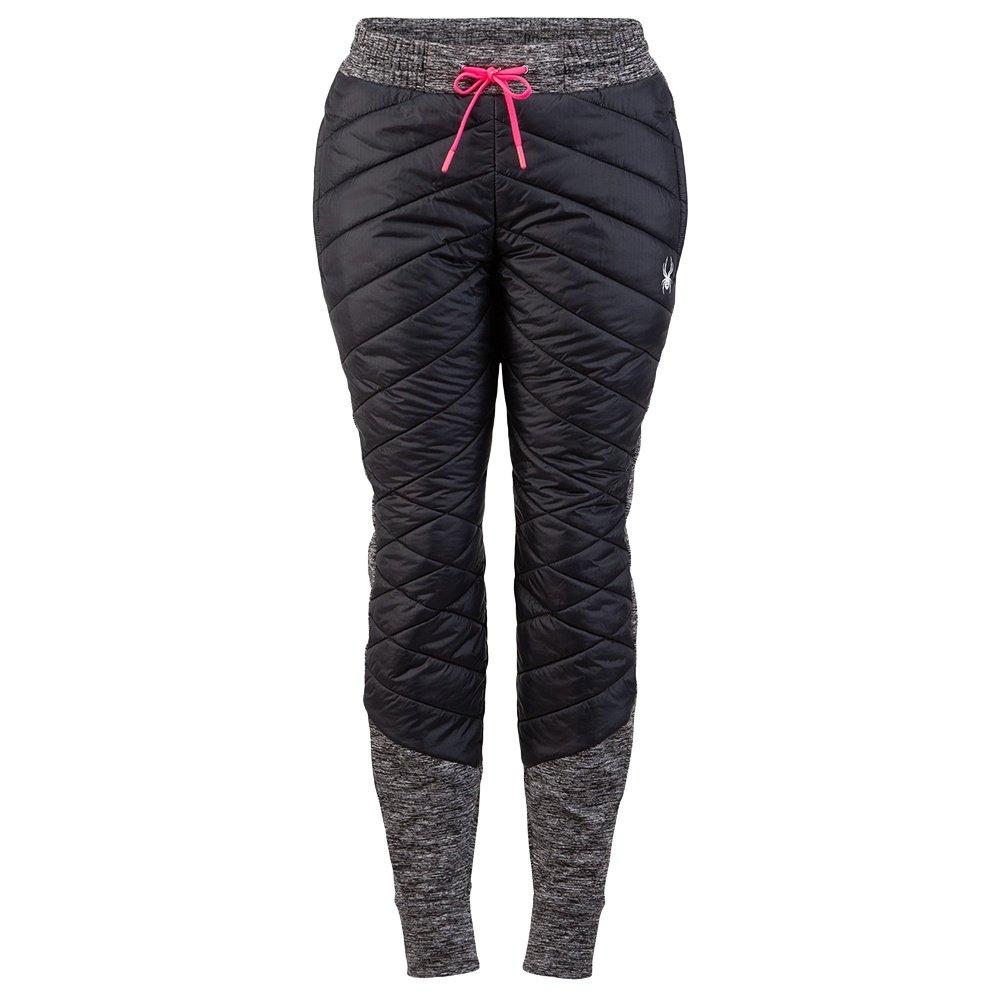 Spyder Glissade Hybrid Pant (Women's) - Black