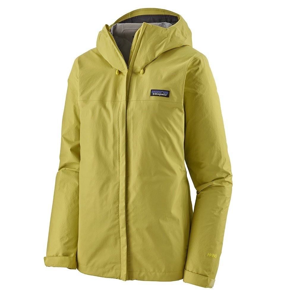 Patagonia Torrentshell 3L Rain Jacket (Women's) - Pineapple