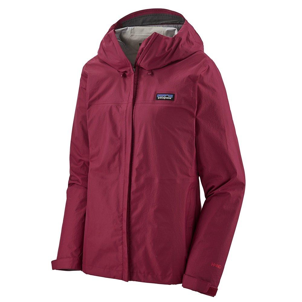 Patagonia Torrentshell 3L Rain Jacket (Women's) - Roam Red