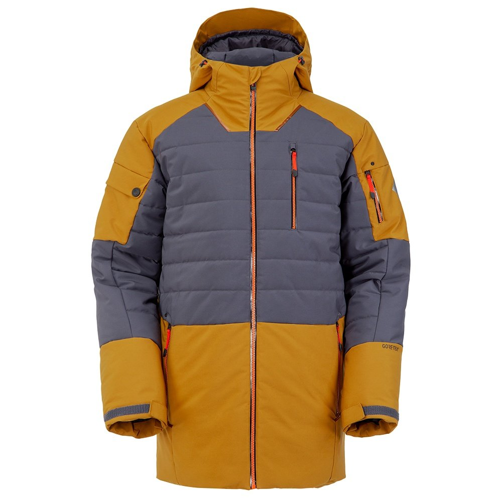 Spyder Combo GORE-TEX Infinium Insulated Ski Jacket (Men's) - Toasted