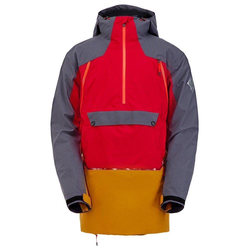 Spyder Tenmile GORE-TEX Anorak Shell Ski Jacket (Men's) - Napa