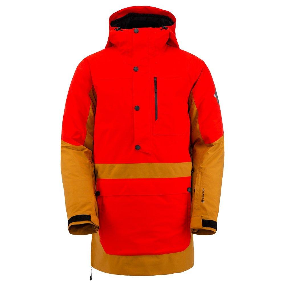 Spyder Snap GORE-TEX Anorak Insulated Ski Jacket (Men's) - Volcano